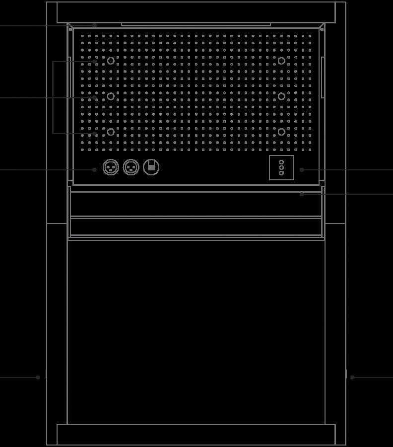 beaktor_central lineas